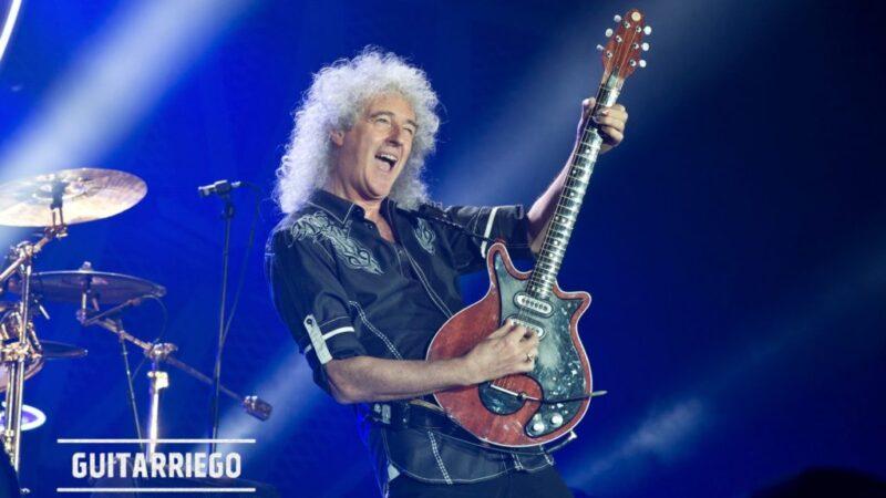 Brian May, guitarrista de Queen: «Estuve cerca de la muerte»