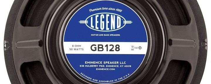 Eminence Legend GB128