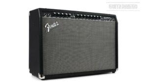 Fender Champion 100 amplificador versatil, barato, características, precio y opiniones.