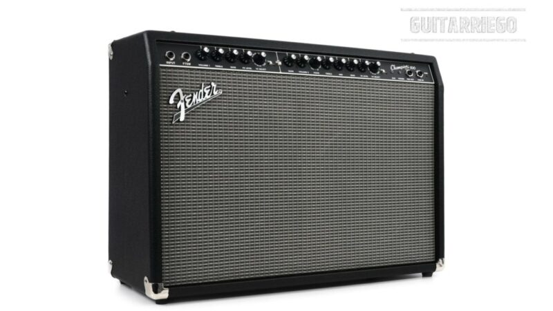 Fender Champion 100: características, opiniones y precio