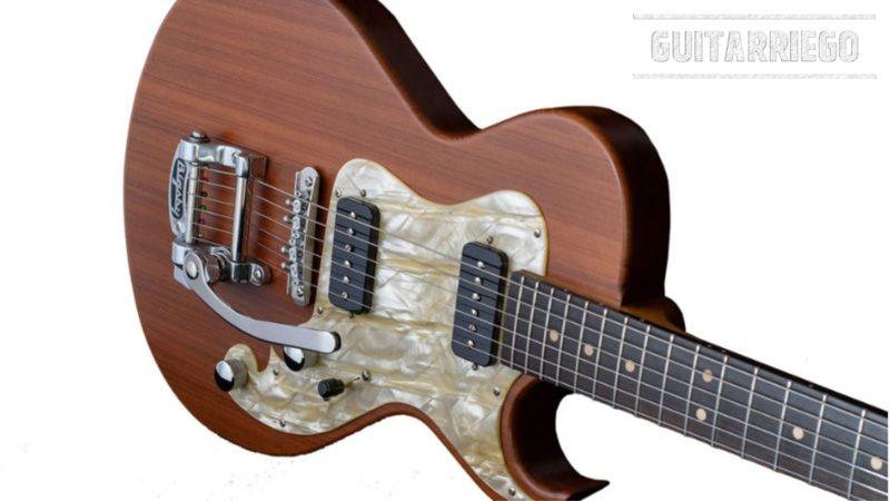 Grez Guitars lanza una guitarra con madera de 1.000 años