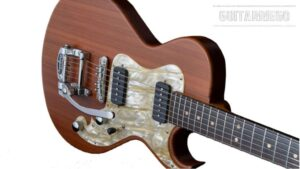 Grez Guitars The Smugglers Bridge Folsom