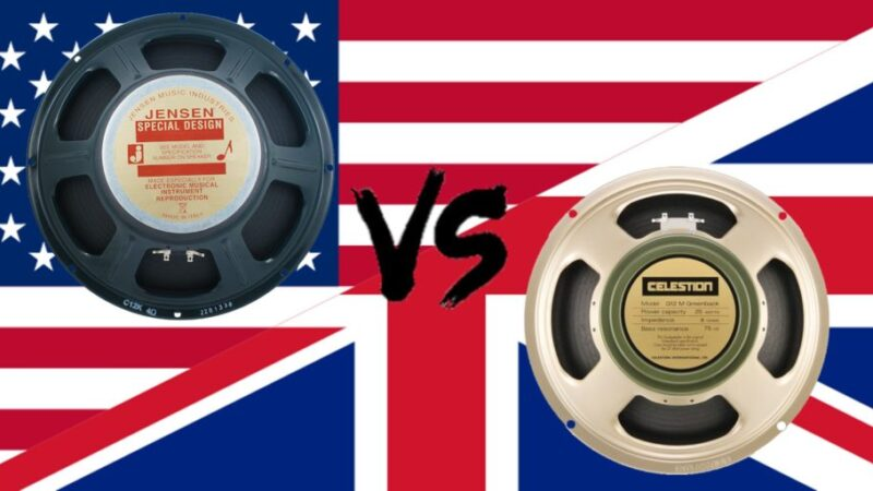 Tips:How to choose the right speaker for your guitar amp