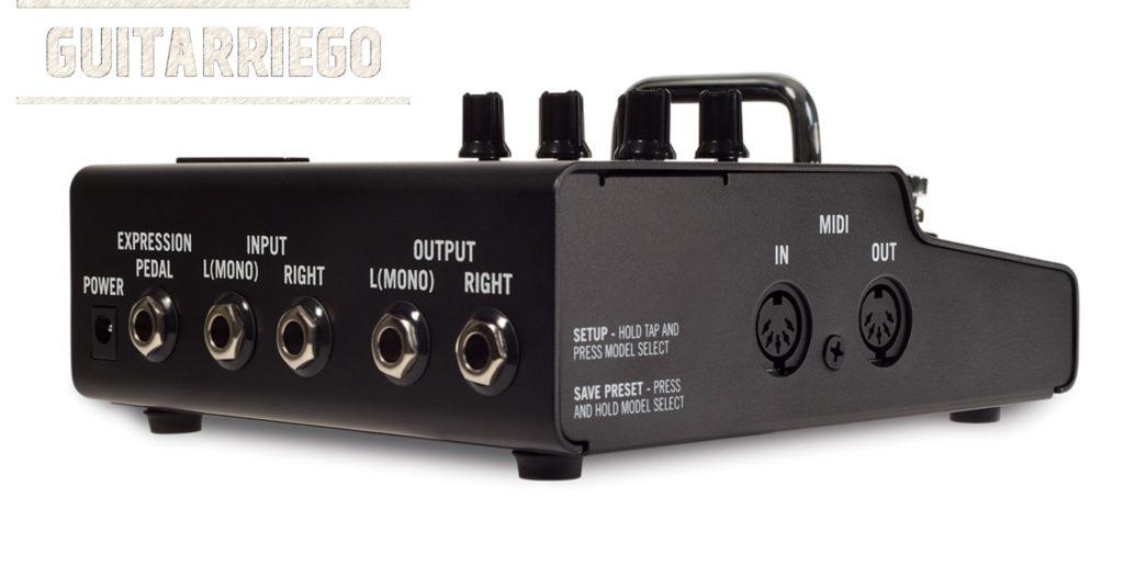 Review y opiniones de Line 6 M5 Stompbox: características y especificaciones