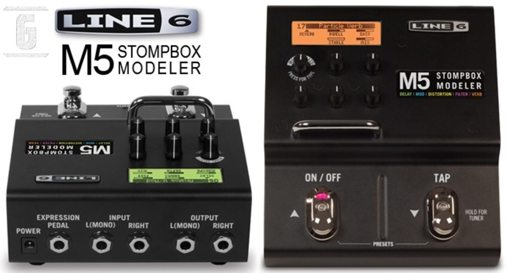 Review y opiniones de Line 6 M5 Stompbox: conclusión.