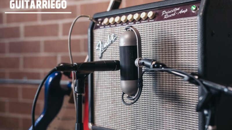 Top tips for miking your guitar amp