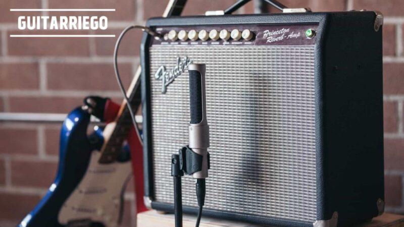 Los mejores consejos para microfonear tu amplificador de guitarra