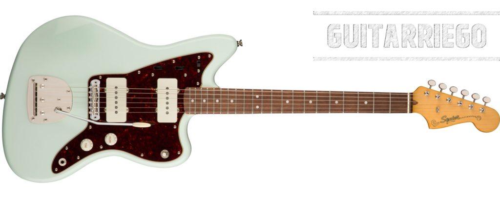 Squier Jazzmaster Classic Vibe, el tope de gama de la segunda marca de Fender