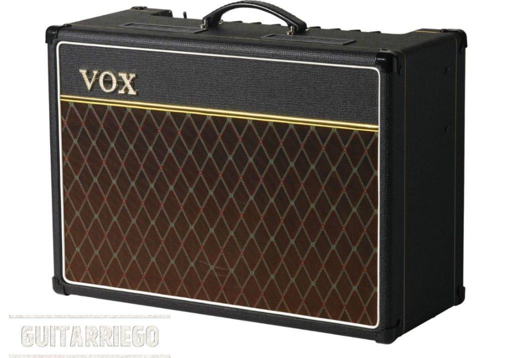 Vox AC30(AC30C2)の弟であるVox AC15(AC15C1)