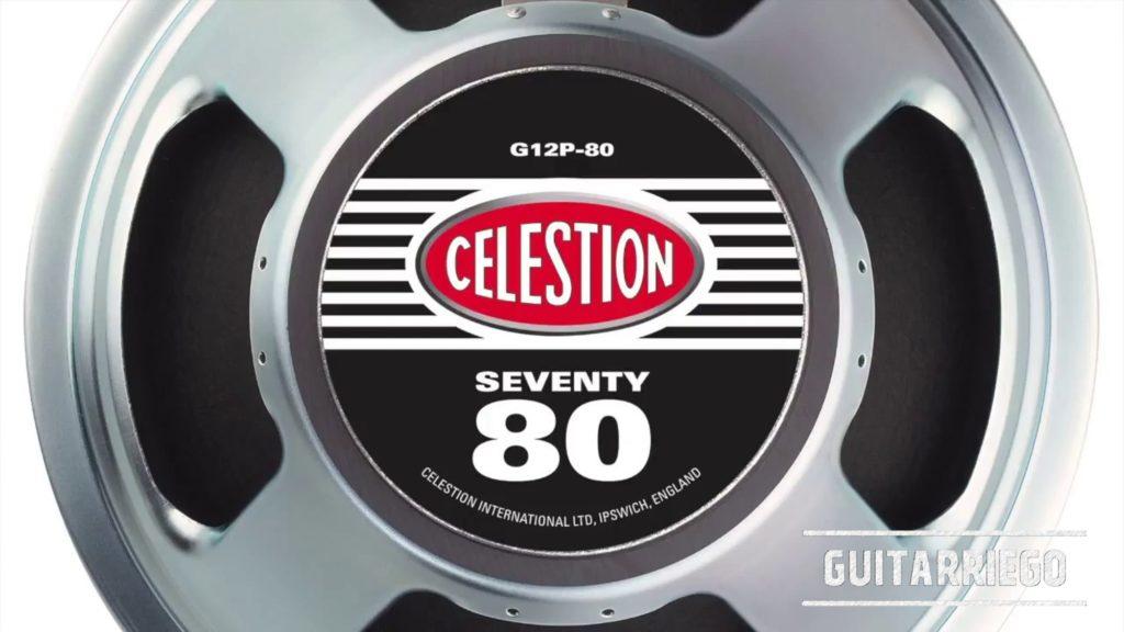 Celestion Seventy 80, Eigenschaften und Meinungen dieses Redners