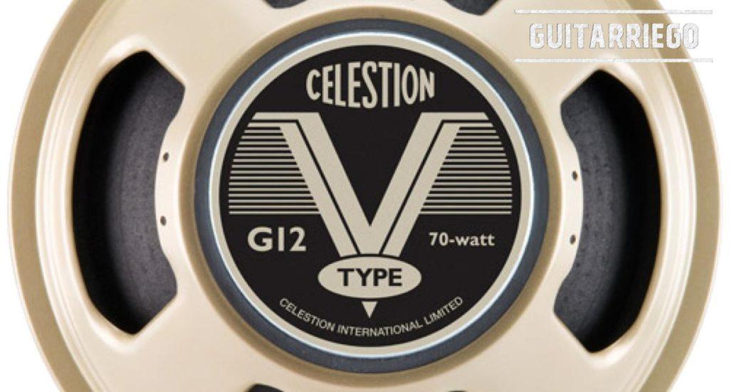 Celestion V-Type.