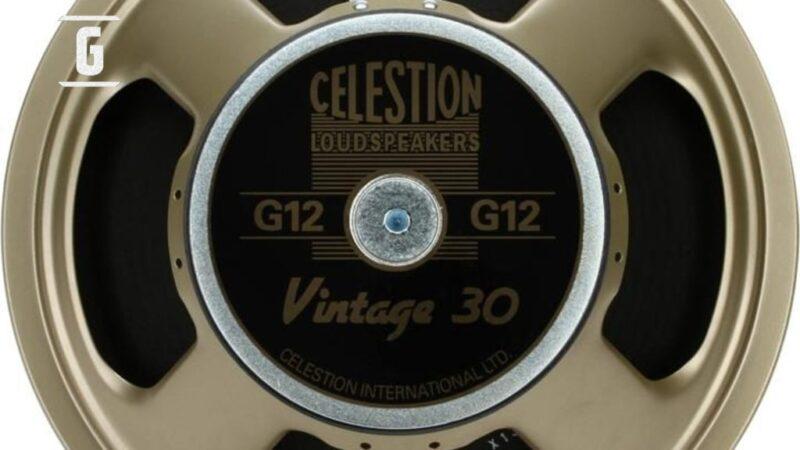 Celestion Vintage 30: versiones, características y opiniones