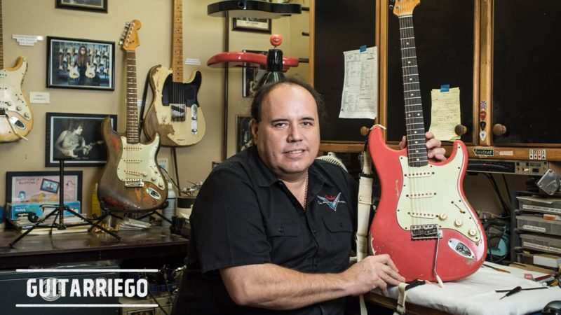 Fender despidió a John Cruz, Master Builder del Custom Shop