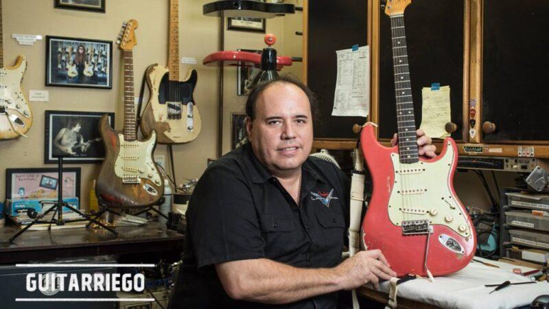 Fender fired John Cruz, Custom Shop's Master Builder