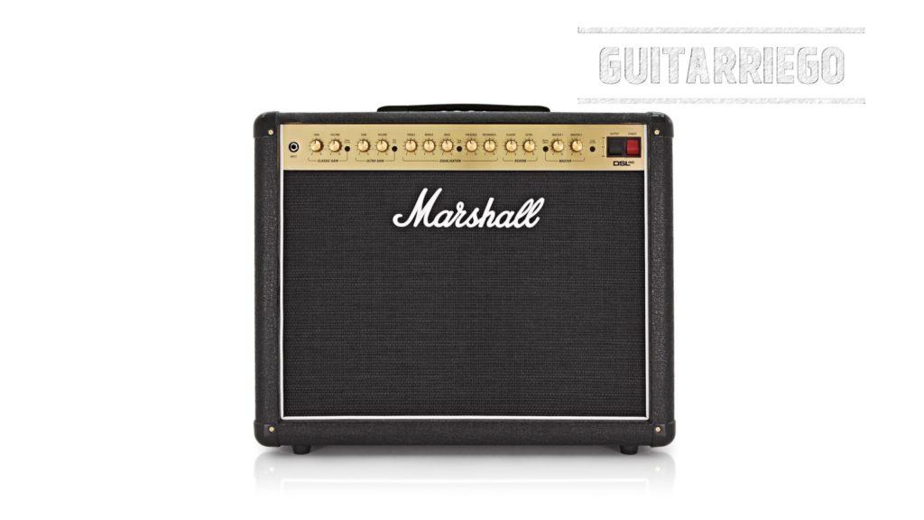 Marshall DSL40CR: recensione e parere su questo amplificatore combo.