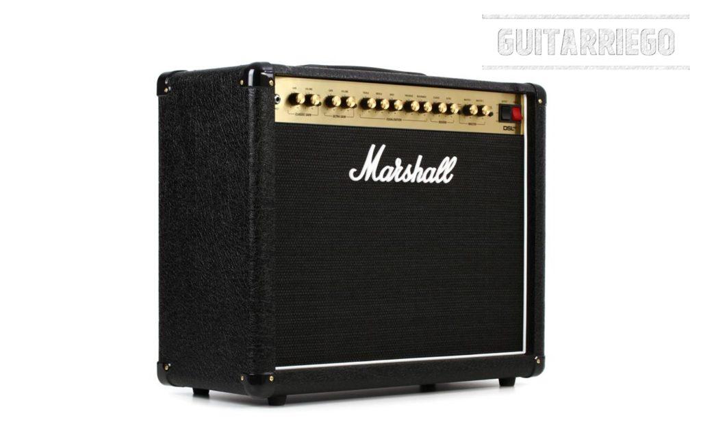 Marshall DSL40CR: recensione e parere su questa nuova versione di amplificatore combo.