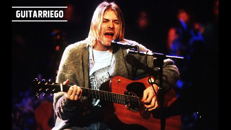 Martin D-18E de Kurt Cobain  se vende a USD 6 millones, un récord