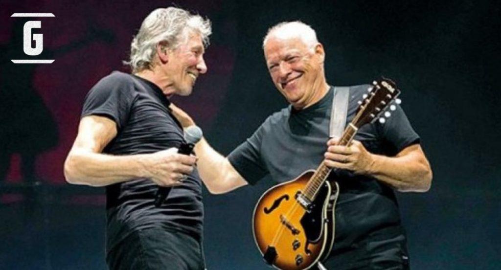 Waters vs Gilmour: en una sus últimas presentaciones juntos