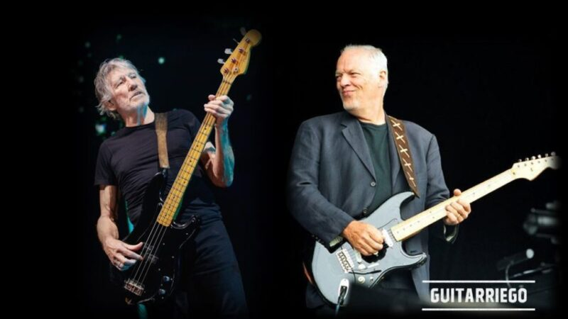 Pink Floyd y los secretos de la rivalidad Gilmour vs Waters