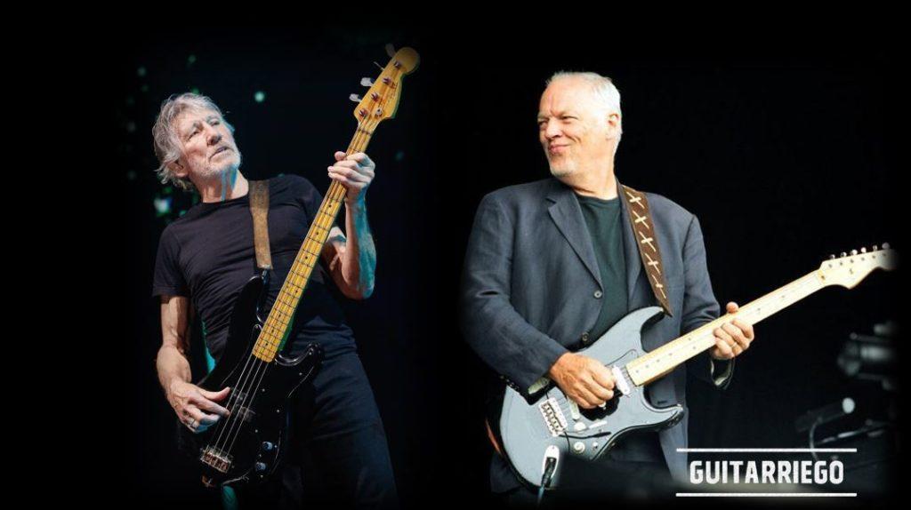 Pink Floyd y los secretos de la rivalidad Gilmour vs Waters