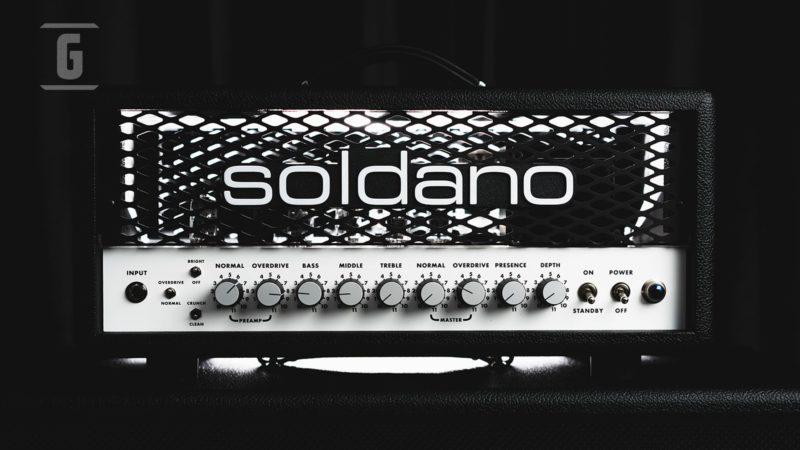 Soldano SLO 30 Classic Head: ¿un Soldano SLO 100 de 30 vatios?
