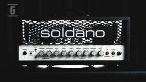 Soldano SLO 30 Classic Head amplificador.