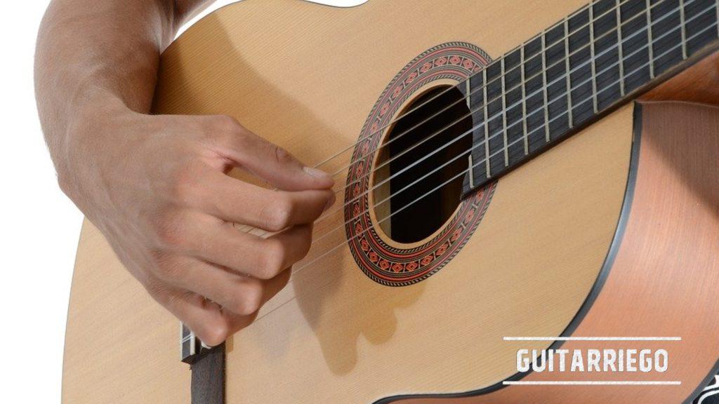 Aprende a tocar la guitarra eléctrica, acústica, criolla, española, o clásica.