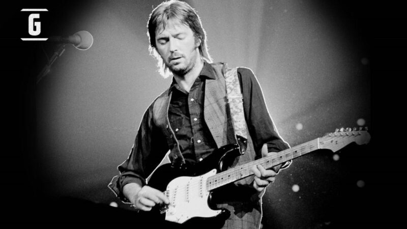 Eric Clapton's Blackie: History of the Great Fender Stratocaster