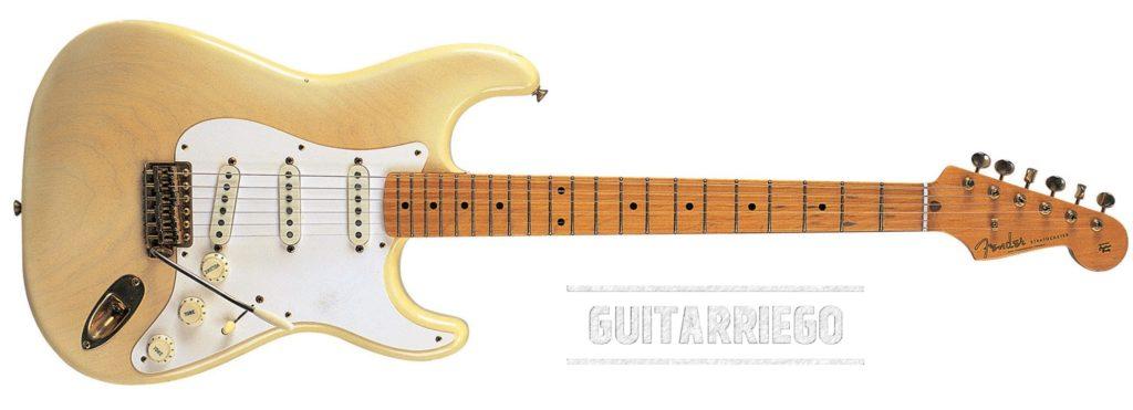 Fender Stratocaster Mary Kaye 1958