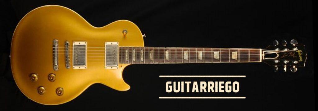 Gibson Goldtop 1957.