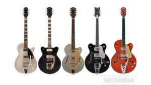 Nuevos modelos Guitarras Electricas Gretsch 2020