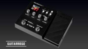 Nux MG-300, el nuevo mdelador de guitarra eléctrica multiefecto.