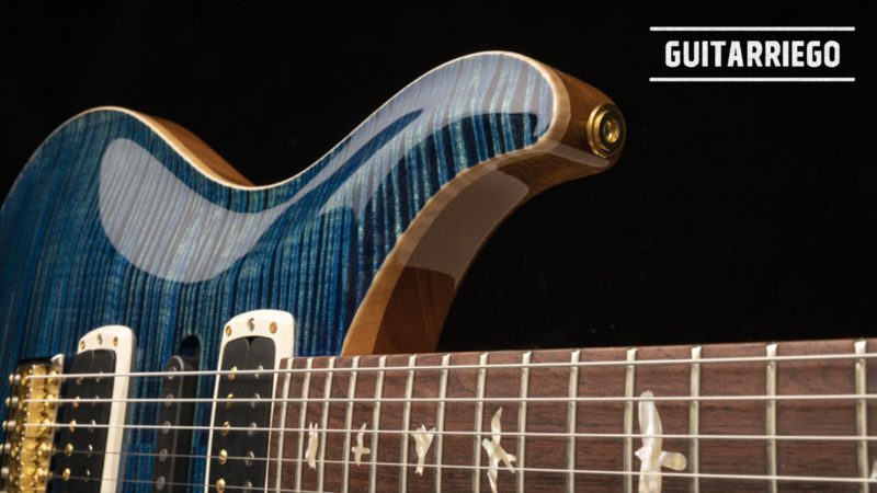 Paul Reed Smith lanza la Experience PRS 2020 Modern Eagle V