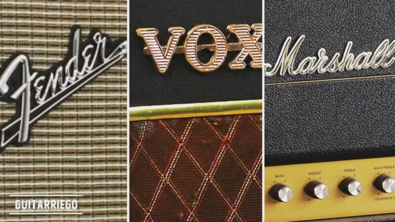 Trivia sobre la historia de amplificadores de guitarra eléctrica