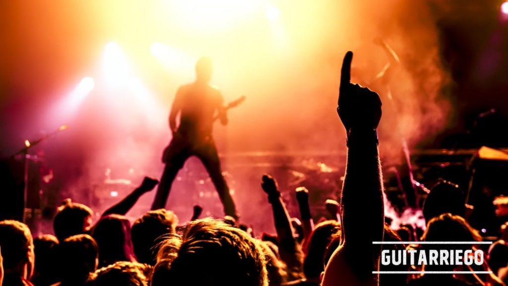 Professioneller Gitarrist sein: Karriere, Wissen und Rat