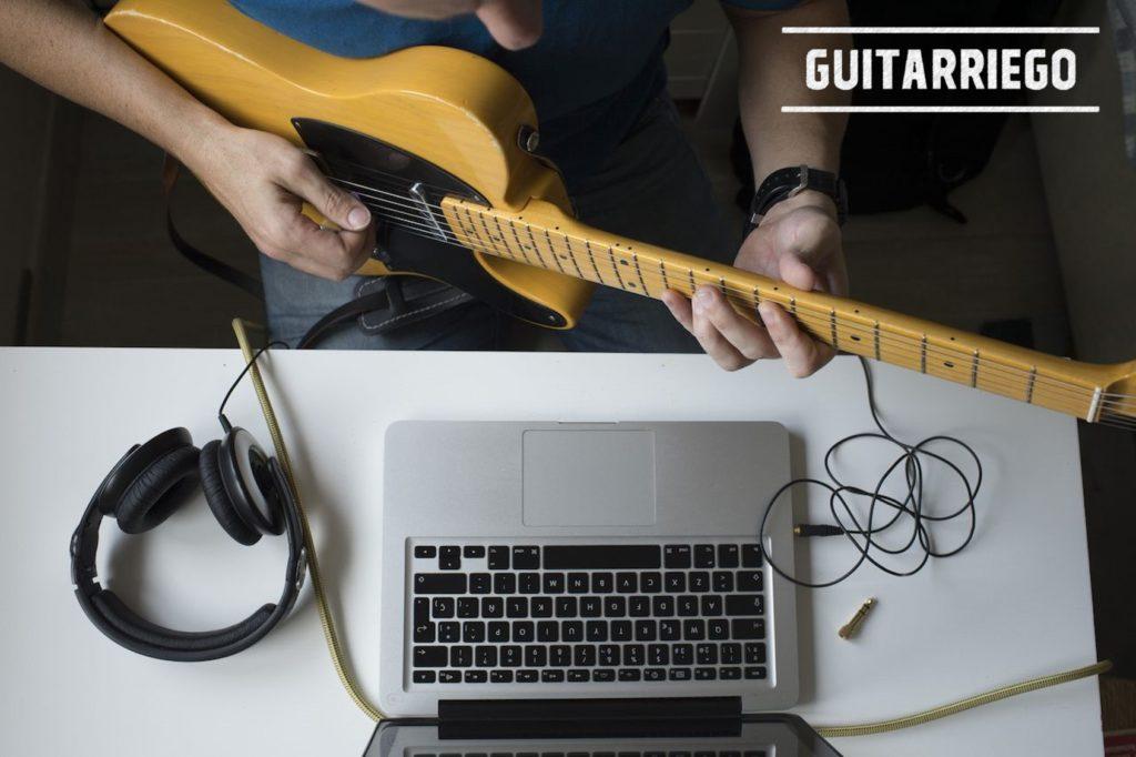 Gitarristen YoutTubers, Instagramer, Videoblogs und Fotoblogs