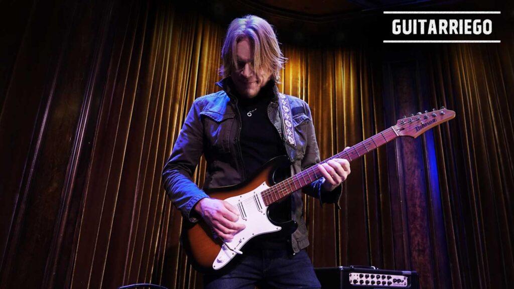 Los mejores 5 consejos para todo guitarrista de Andy Timmons