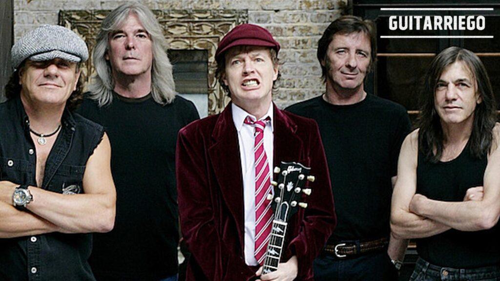 AC / DC, eine Gruppe, die 1973 in Australien von den schottischen Gitarristenbrüdern Angus und Malcolm Young gegründet wurde, ist eine der erfolgreichsten und einflussreichsten Hardrock-Bands der Welt.