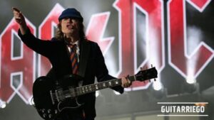 Angus Young: análisis del estilo del guitarrista de AC/DC
