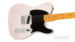 Fender Esquire 70 Aniversario, el primer modelo de guitarra de la marca.