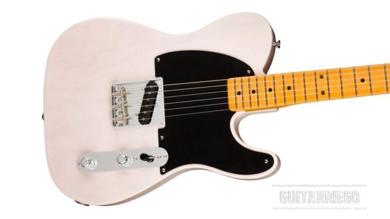 Fender Esquire 70th Anniversary: Aniversario 70 de la guitarra 1