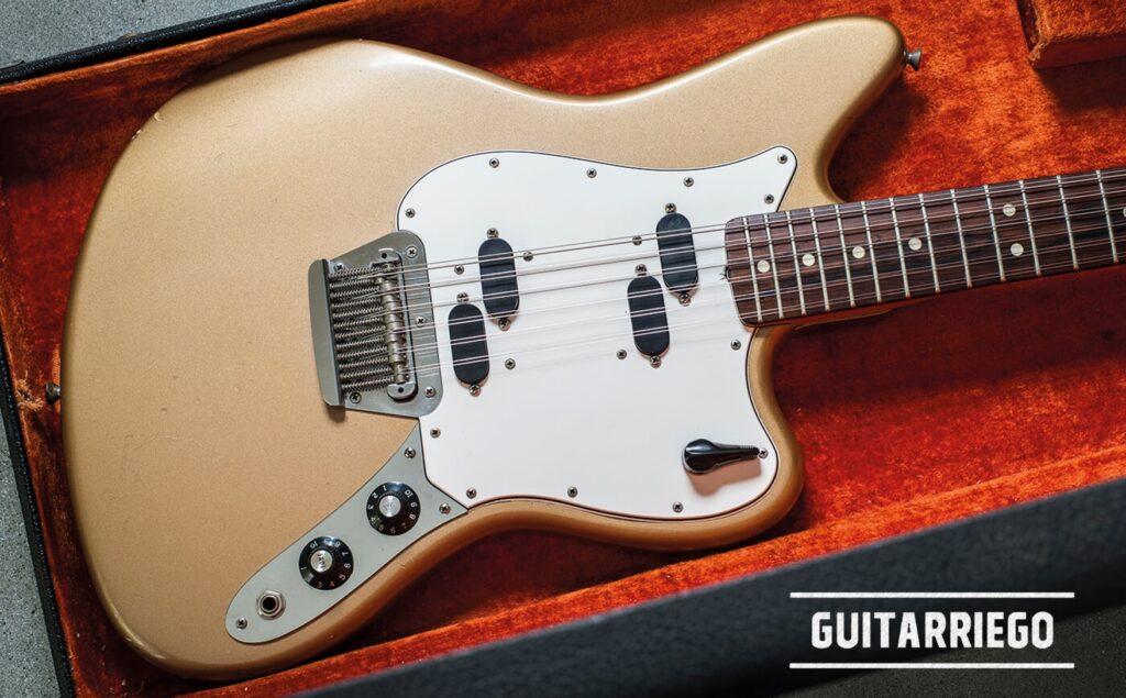 Fender Electric XII, chitarra vintage.