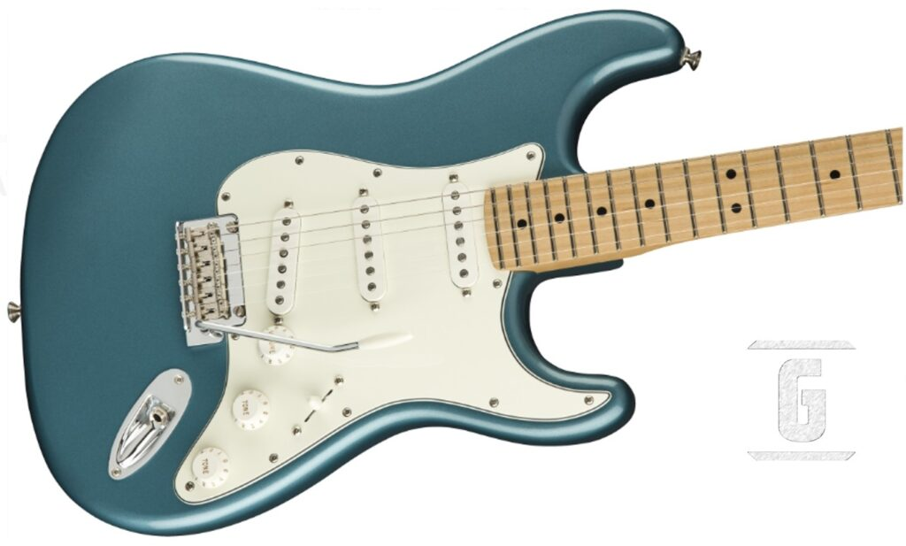 Fender Stratocaster Player Series Tidepool.