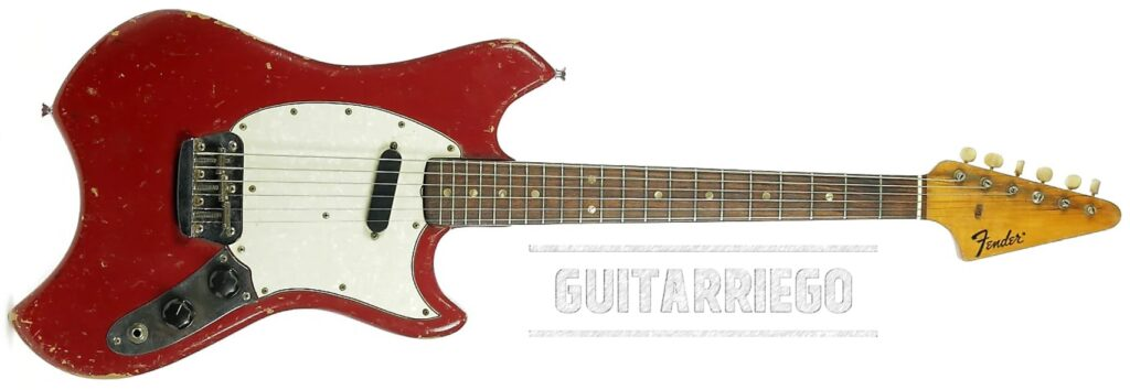 Fender Swinger or Musiclander or Arrow, one of Fender's failures.