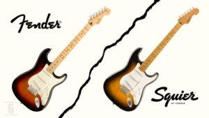Fender Stratocaster Player Series vs Squier Classic Vibe guitarra