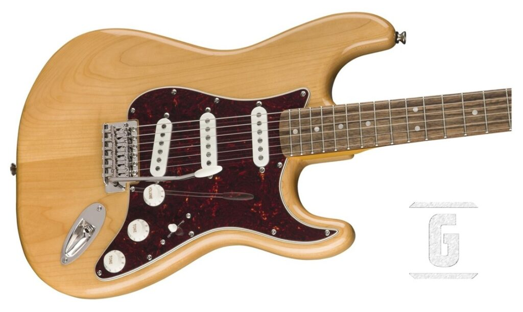 Squier Stratocaster Classic Vibe 70 Natural