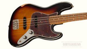 Fender Jazz Bass Road Worn 60th Anniversary