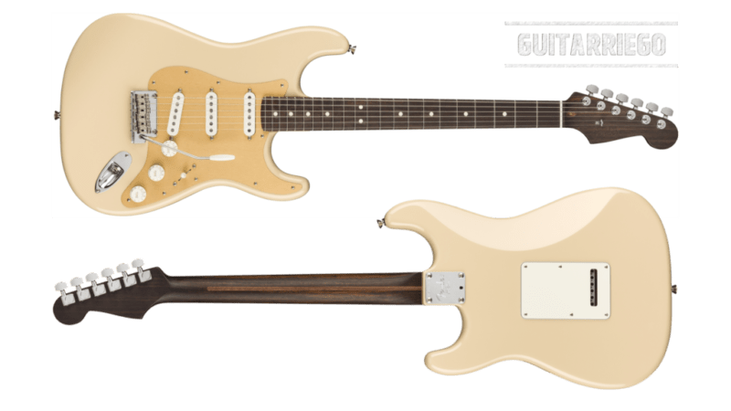 Fender Stratocaster Professional with rosewood neck