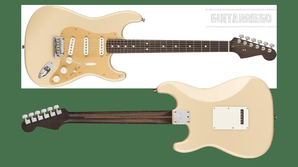 Fender Stratocaster Professional con mástil de palisandro
