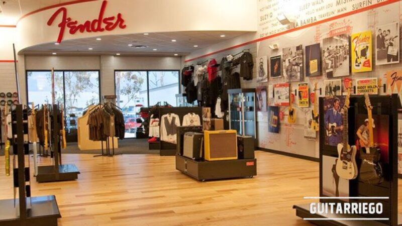 Fender posts record-breaking sales in 2020